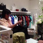 2013, opening nieuwe winkel