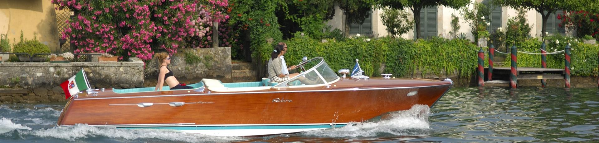 Noleggio barche a Iseo