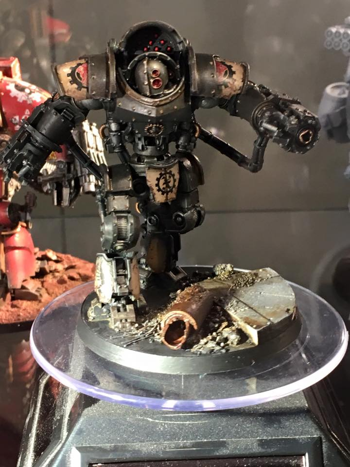 Fw New Battle Automata Robots Spotted Bell Of Lost Souls
