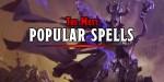 D&D: Most Popular Spells By Class