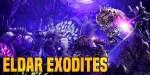 Warhammer 40K: Dino Riding Eldar – The Exodites