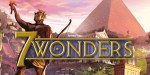 Boardgames:  7 Wonders Wins Platinum Pawn By Selling Over 1 Million Copies