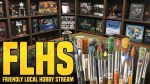STREAMING NOW – Friendly Local Hobby Stream