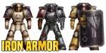 40K Loremaster: Mk.III Iron Armor