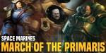 Warhammer 40K: Space Marine Primaris Character Showcase