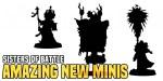 40K BREAKING: AMAZING New Sororitas Minis Unveiled!