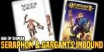 Age of Sigmar: Seraphon & Gargants Inbound