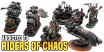 Goatboy's Hobby 40K: Riders of Chaos