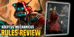 Goatboy's 40K:  Engine War – Adeptus Mechanicus First Thoughts