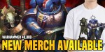 Games Workshop: New Warhammer 40K Merch Site Launches