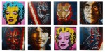 Lego: New Mosaic Sets – Iron Man, The Sith, The Beatles, and Warhol's Marilyn Monroe