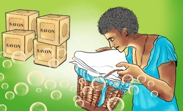 Savon lessive