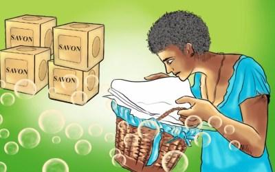 Techniques améliorées de fabrication des savons de lessive