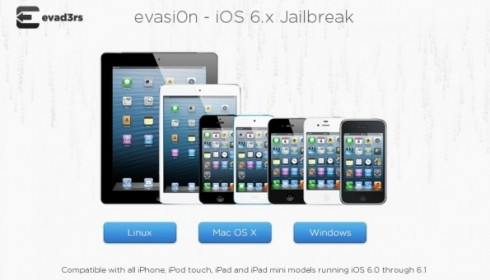 download Jailbreak Evasi0n