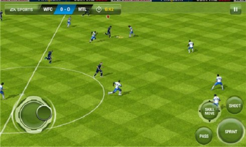 FIFA 13 disponibile per il Nokia Lumia con Windows Phone 8