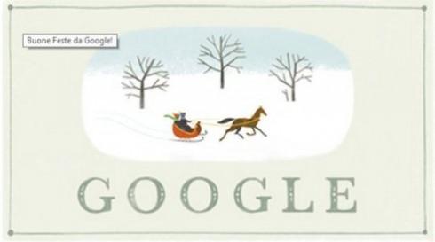Buone Feste Google