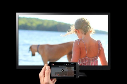 Google chromecast per lo streaming video
