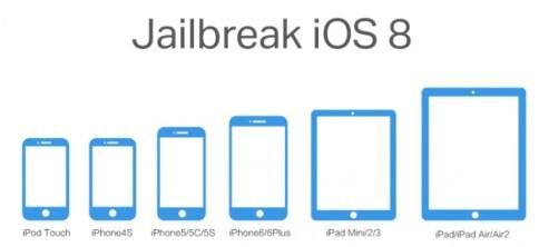 Jailbreak iOS8 con Pangu