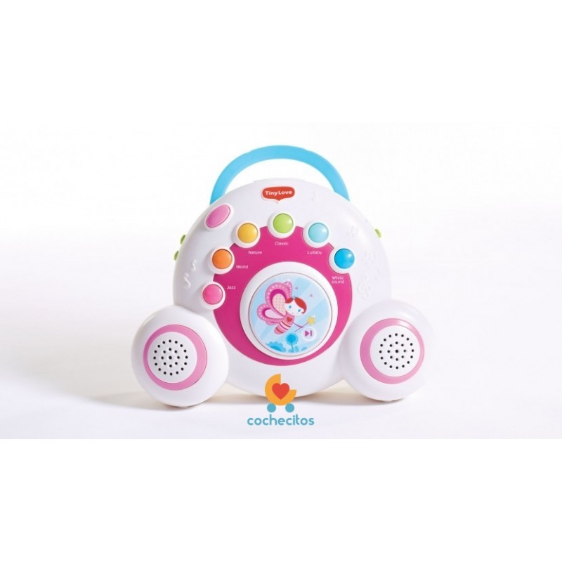 Movil Cunero Musical Tiny Love Princesa Soothe N Groove Cuna