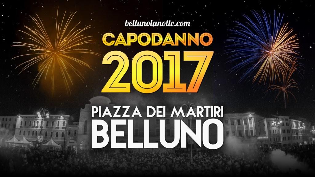 Capodanno 2017 a Belluno: cosa fare?