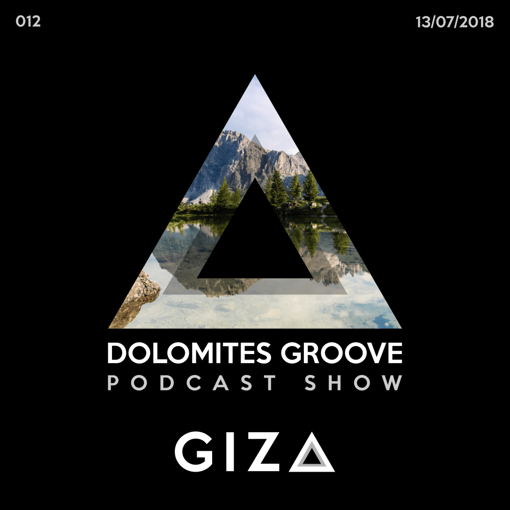 Dolomites Groove Podcast Show 13-07-2018