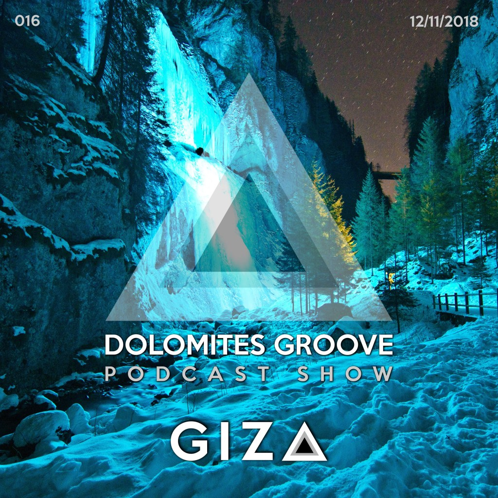 Dolomites Groove Podcast Show 12-11-2018