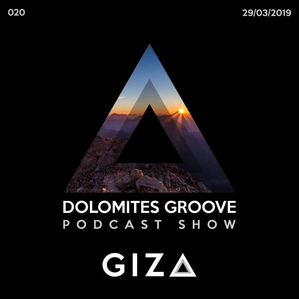 Dolomites Groove Podcast Show  (29-03-2019)