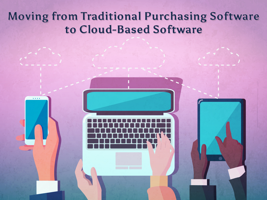 Moving from Traditional Purchasing Software to Cloud-Based Software