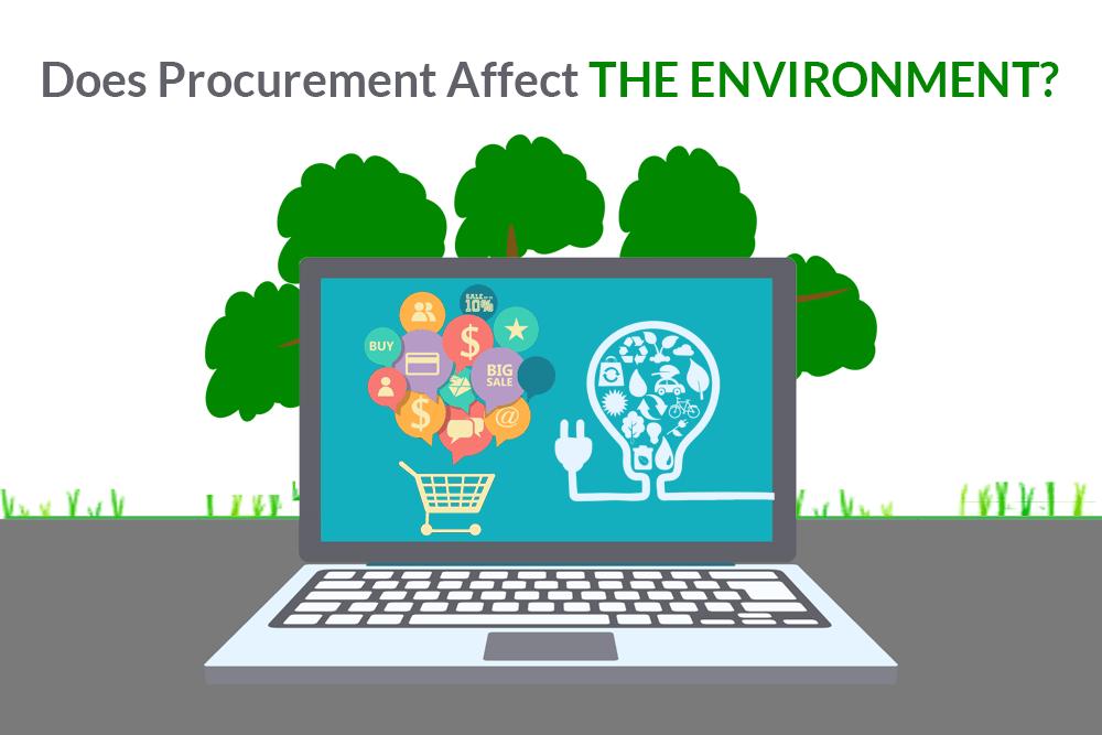 Does Procurement Affect the Environment?