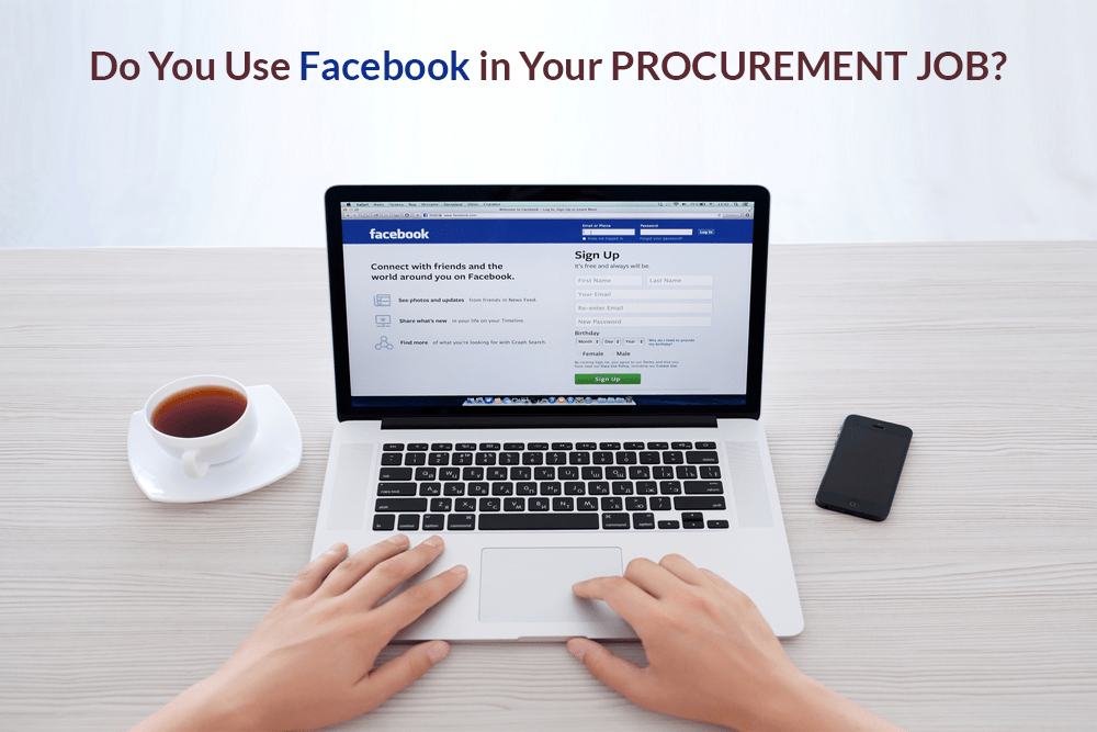Do You Use Facebook in your Procurement Job?