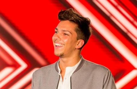 Matt Terry from X factor