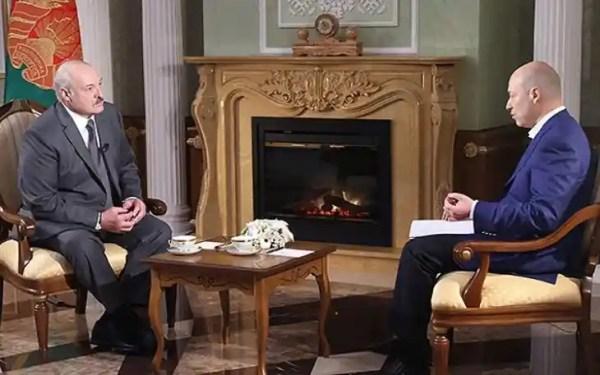 Лукашенко высказался о конфликте в Украине : новости ...