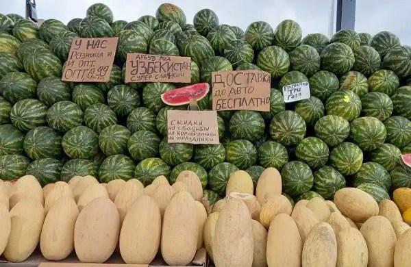 Сколько стоят фрукты и ягоды на «Новом Лебяжем» : новости ...