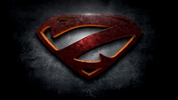 "The letter Z in the style of ""Man of Steel"""