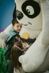 Personagem infantil Doki vai interagir com as pessoas neste fim de semana no Minas Shopping