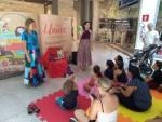 Contação de histórias no Minas Shopping apresenta dois contos infantis neste domingo