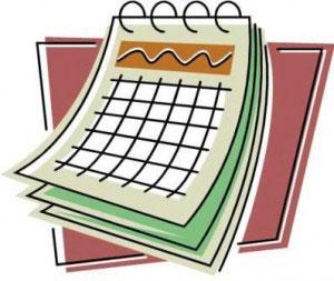 ЦДЧ календарь 2013