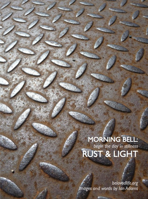 morning bell: rust & light series