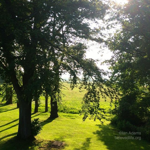 Beloved Life: retreat morning
