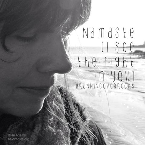 beloved life: namaste