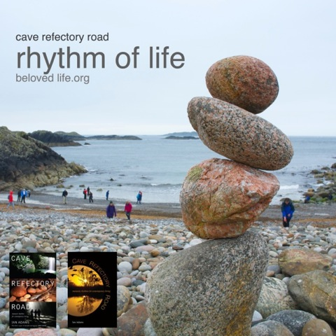 Cave Refectory Road - rhythm of life