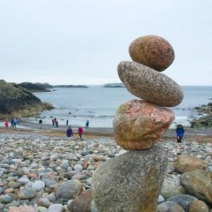 St Columba's Bay Iona