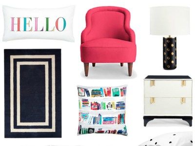 Kate Spade Home Favourites