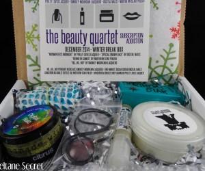 The Beauty Quartet Winte Break Box