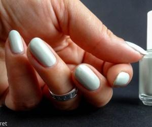 vernis à ongles mint