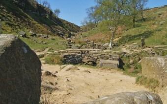 Bridge at the Brontë Waterfall