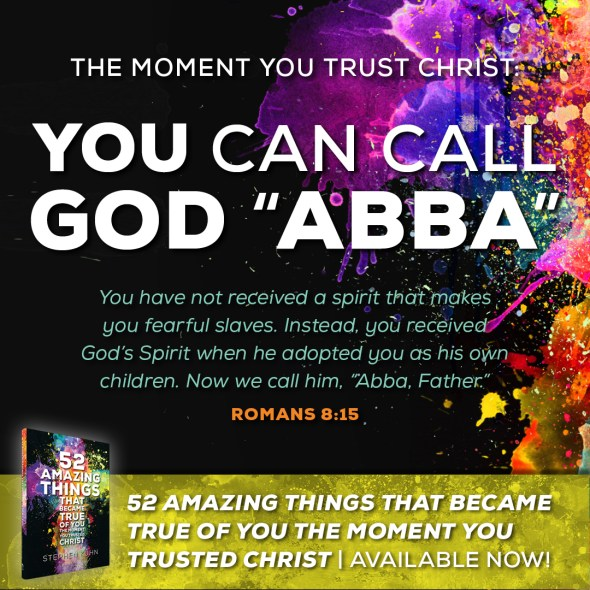 "You Can Call God ""Abba"""