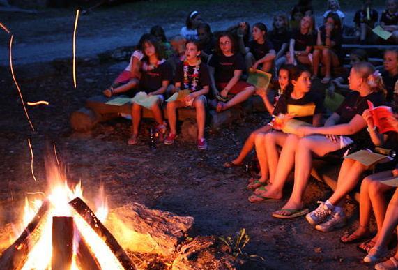 girl-campfire