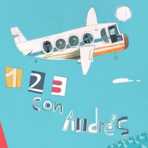 Uno-Dos-Tres-con-Andres-CD-cover-art