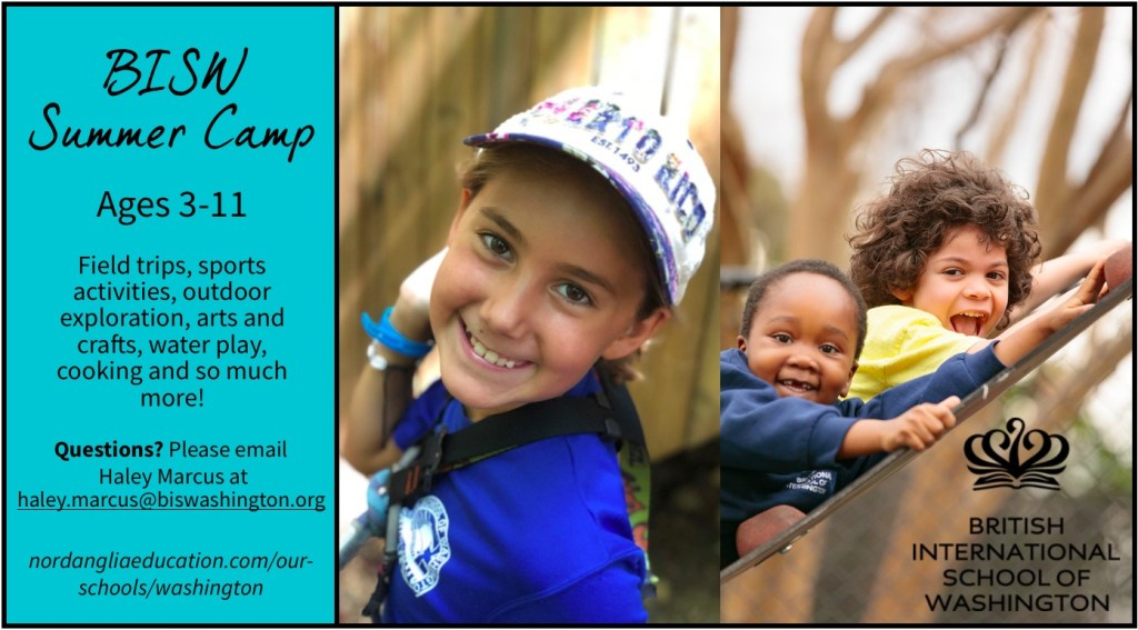 Guide to Summer Camps in Washington, DC - Beltway Bambinos